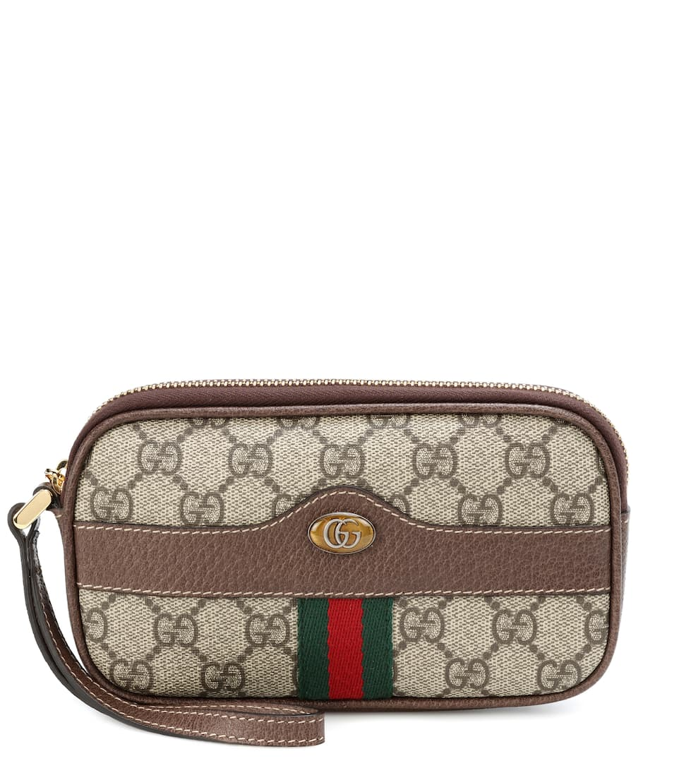Etui Ophidia Gg Aus Canvas by Gucci