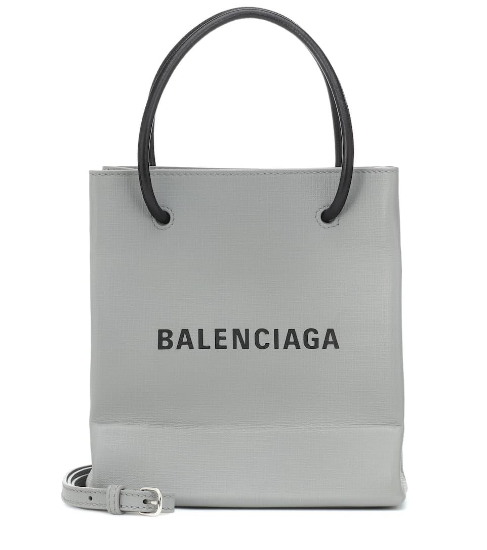 d02ddc043a20e Shopping Xxs Leather Tote | Balenciaga - mytheresa.com