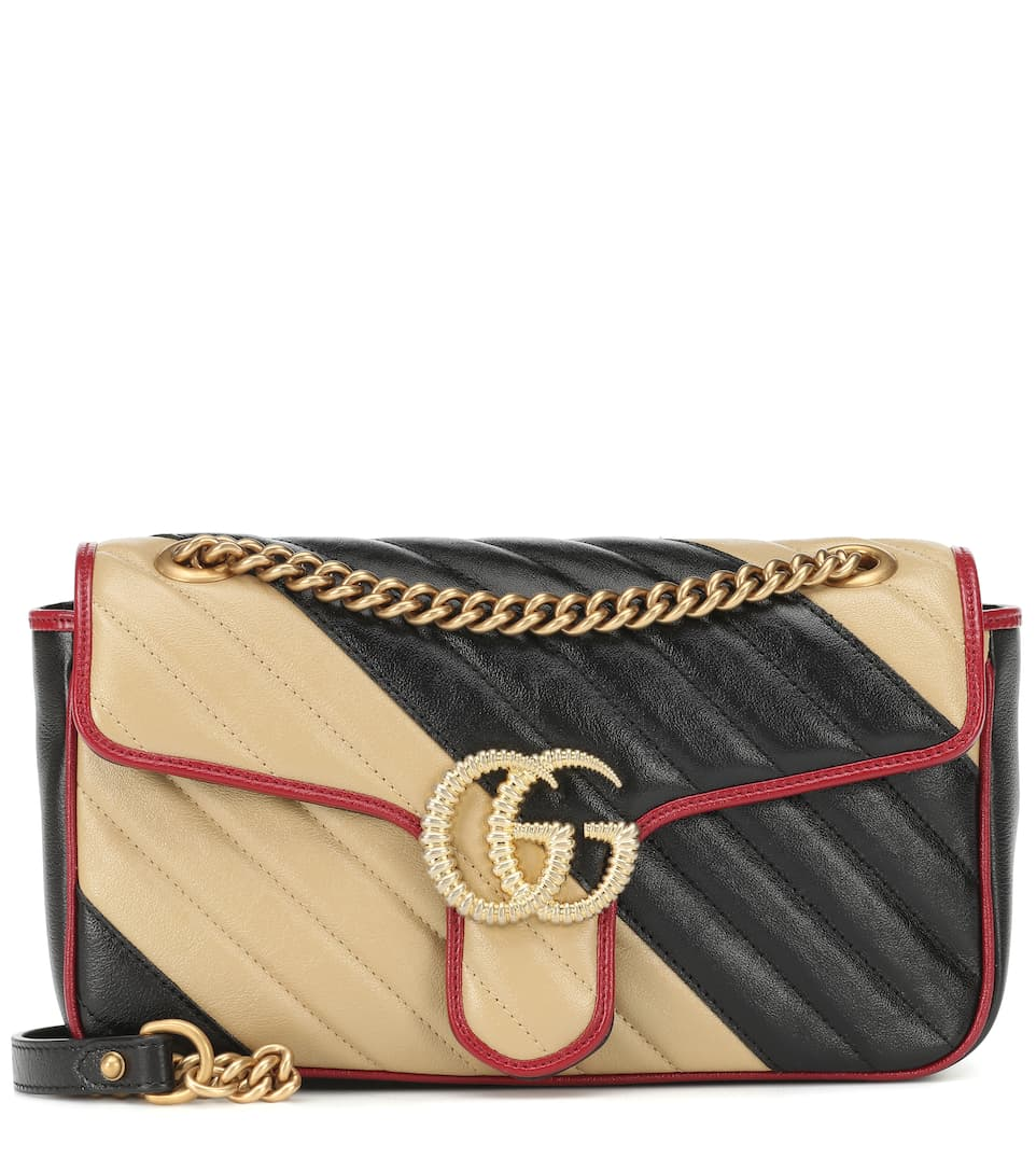 743650516 Gg Marmont Small Shoulder Bag - Gucci | Mytheresa