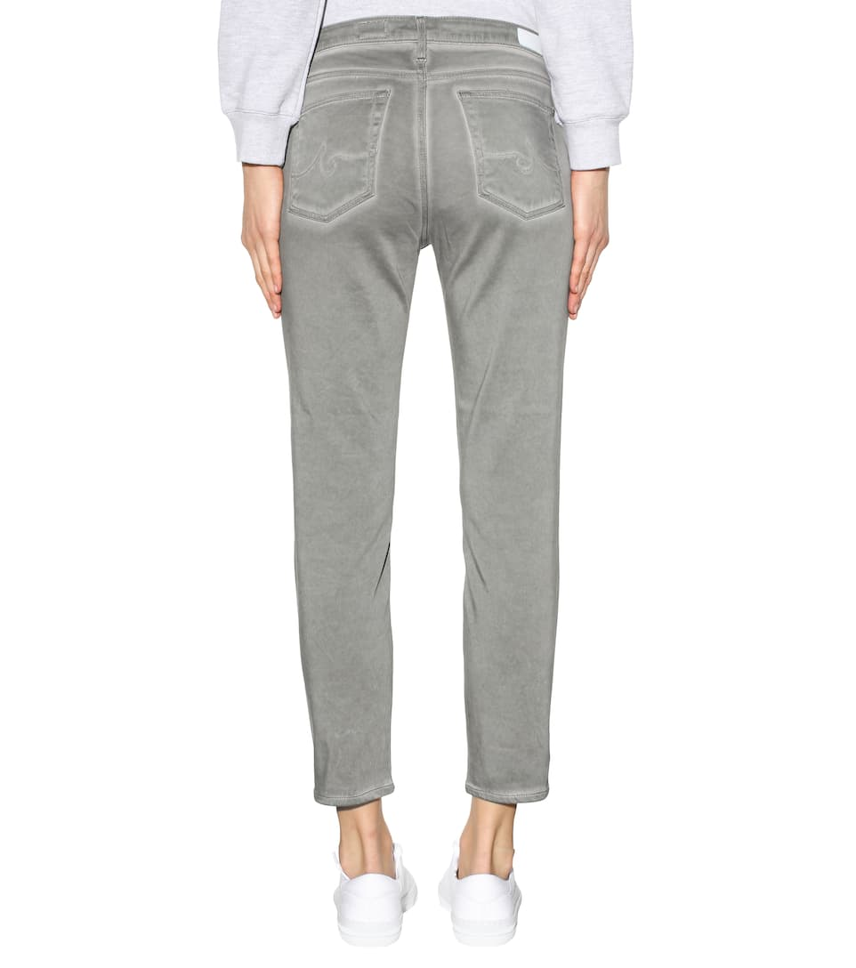AG Jeans Cropped Jeans Prima aus Stretch-Baumwolle