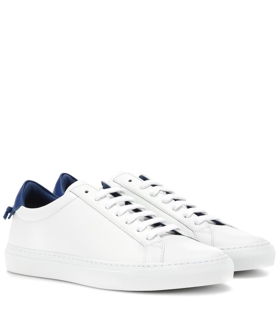 Pelle Urban In Mytheresa Sneakers Knots Givenchy BqYvOwAZUW