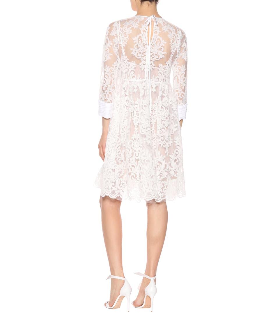 N°21 Kleid aus Spitze