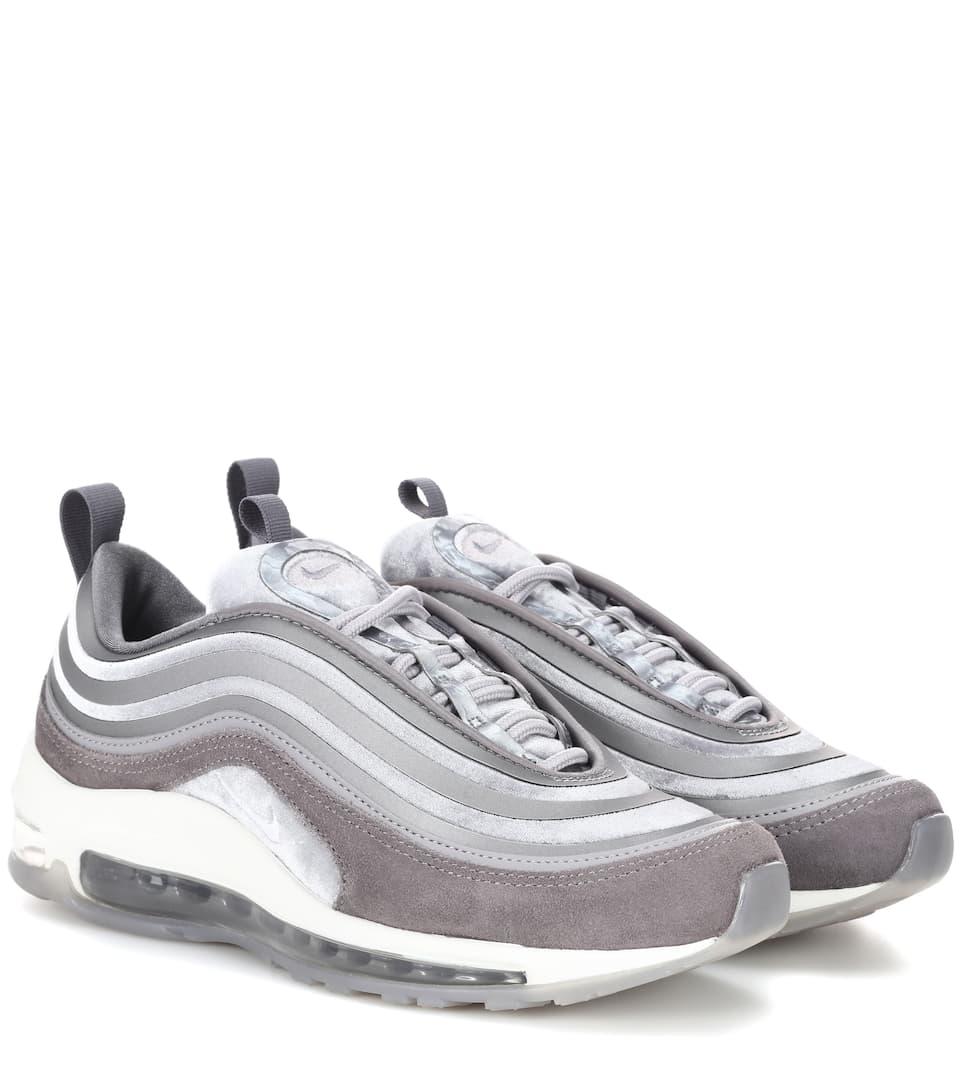 Nike Sneakers Air Max 97 mit Lederdetails