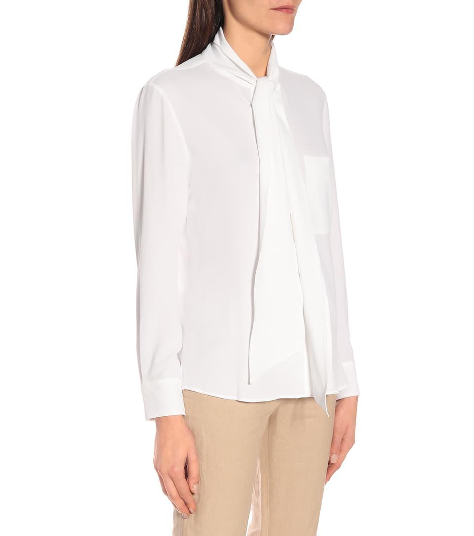 Altuzarra - Newberry asymmetric shirt