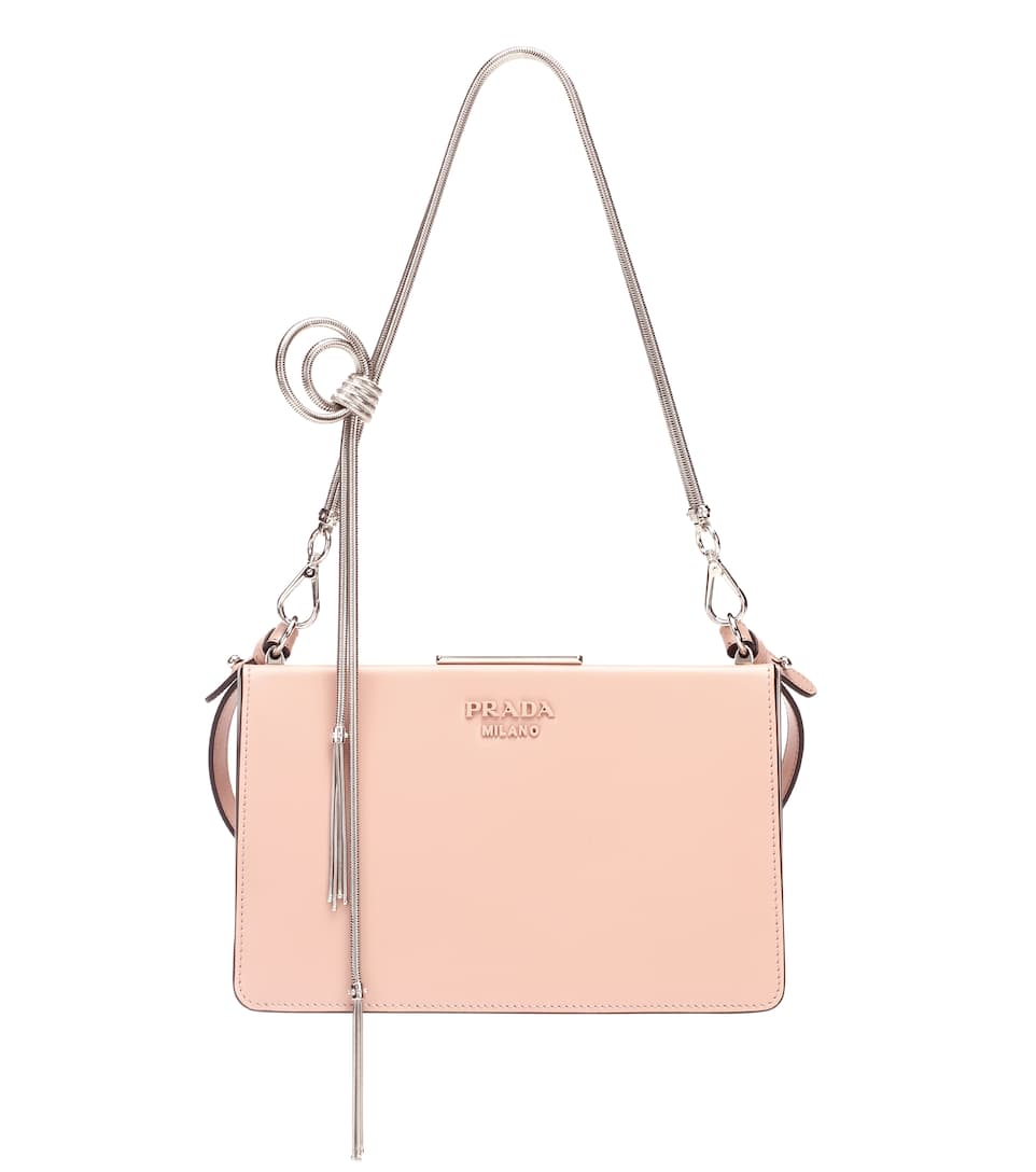 SMALL FRAME LEATHER CROSSBODY