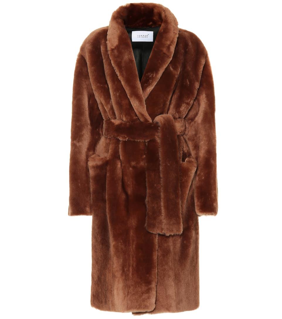 Leisure Robe pelliccia Cappotto in Common Mytheresa 4qpvFnw