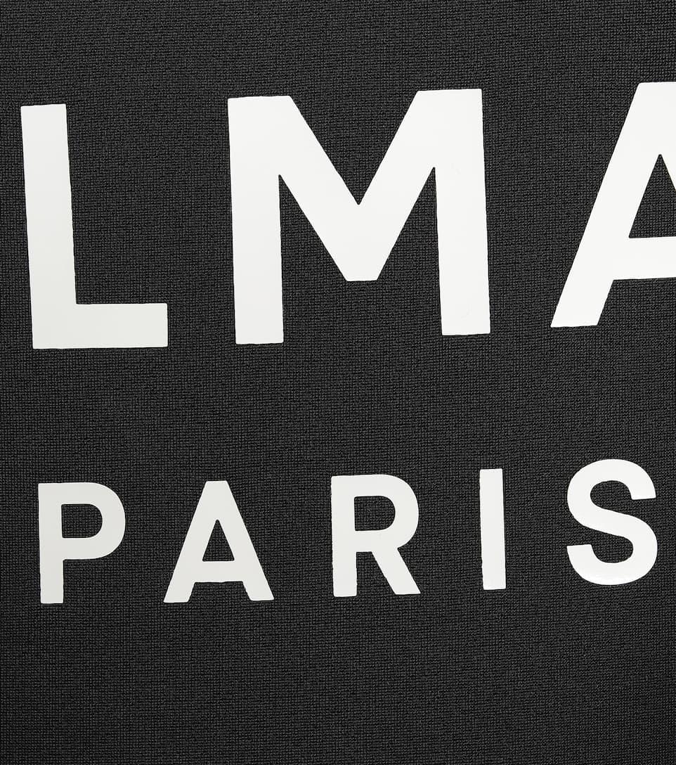 Balmain - Logo swimsuit