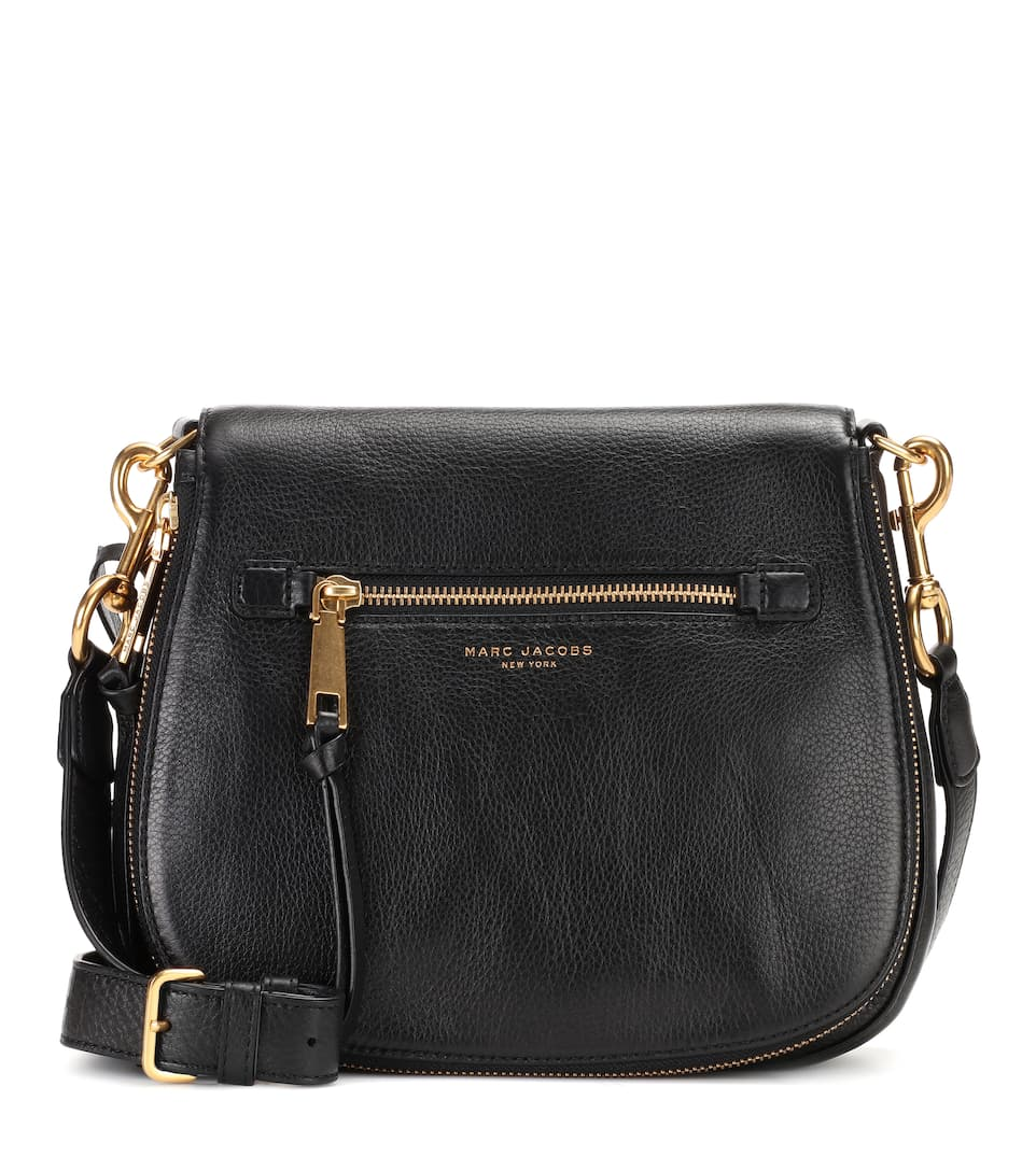 Sac cross-body en cuir Recruit Small Nomad d6JEu