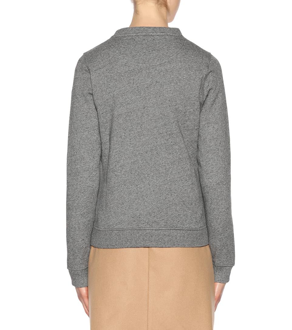 Kenzo Bestickter Pullover aus Baumwolle Günstige Preise Zuverlässig Mode-Stil Zu Verkaufen Besuchen Online-Verkauf Neu Großhandelspreis Verkauf Online Hyper Online g4JXMSkqH