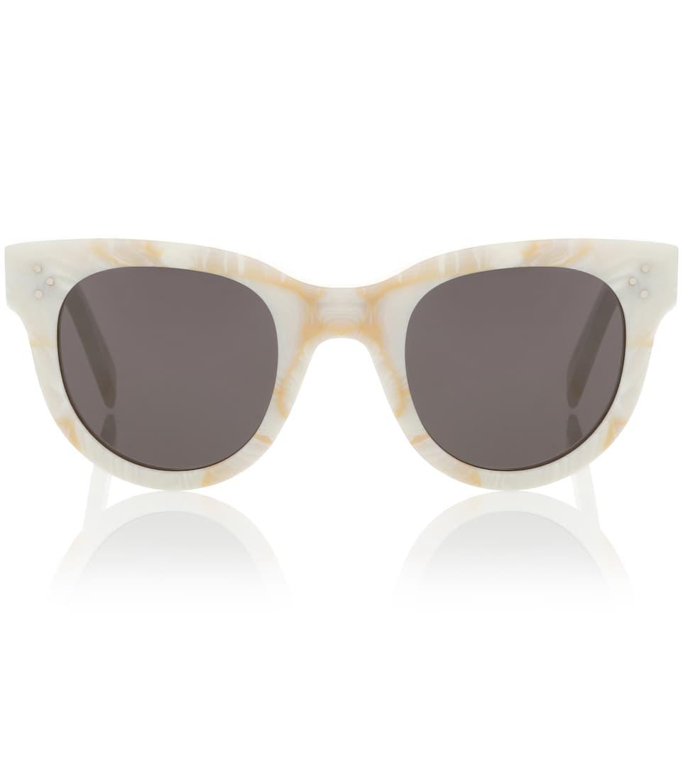 6ef475bc4dc0 Baby Audrey Cat-Eye Sunglasses - Céline Eyewear