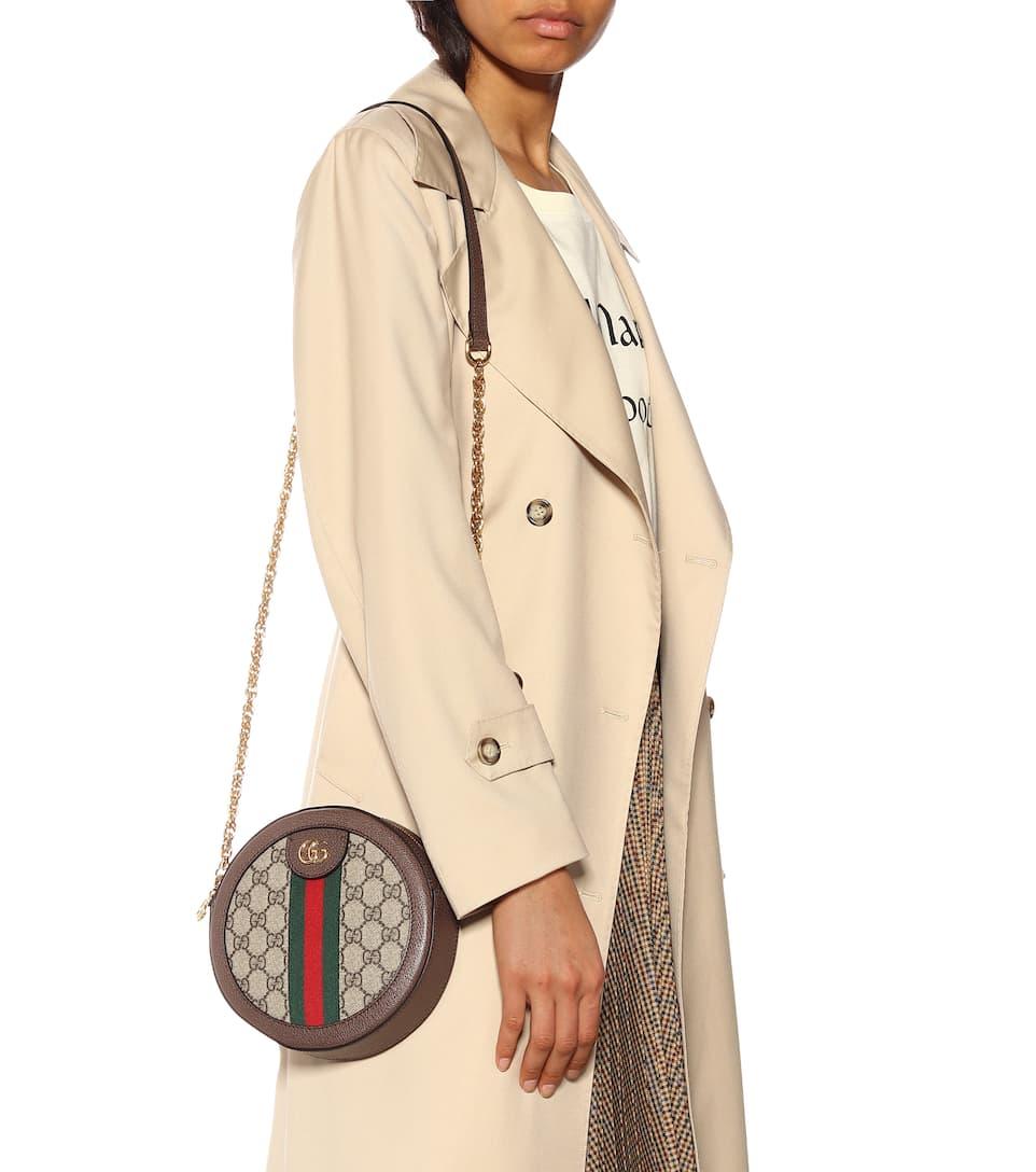 b995ecaf429 Ophidia Mini Round shoulder bag. NEW ARRIVAL. Gucci
