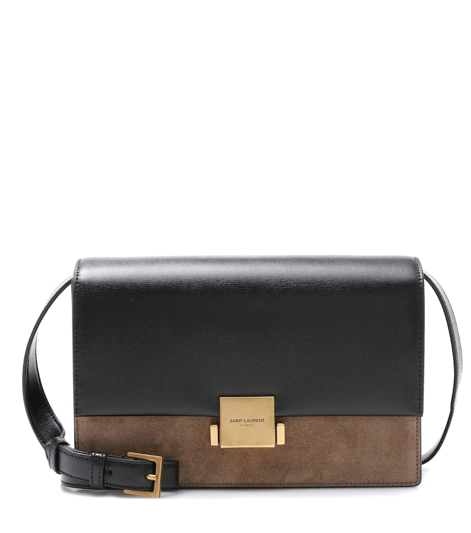 Saint Laurent Shoulder Bag Bellechasse Medium Of Leather