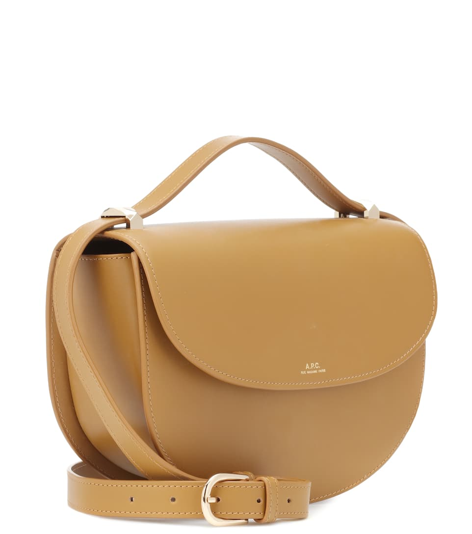 Apc Shoulder Bag Of Leather Geneve