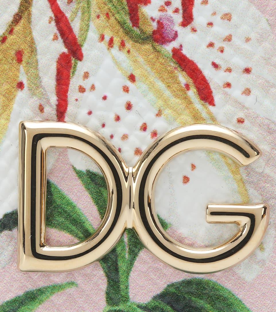 Dolceamp; Gabbana Iphone Coque Pour Xr En Cuir m80OPvnwyN