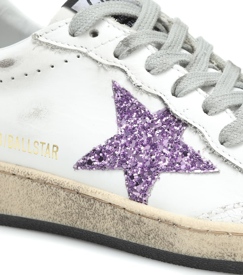 Sneakers Ball Star In Pelle   Golden Goose kodd1EcO