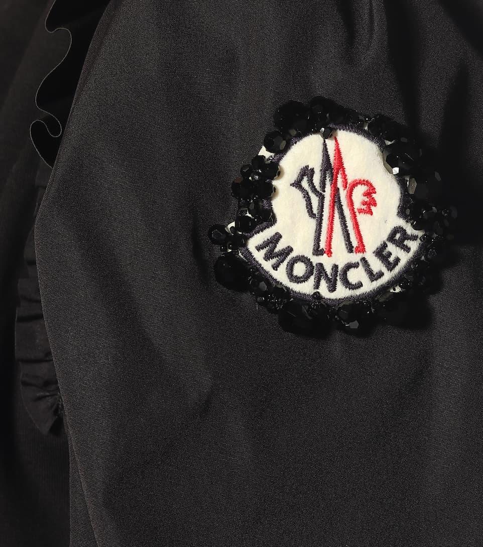 4 Moncler Simone Rocha Cotton Dress - Moncler Genius