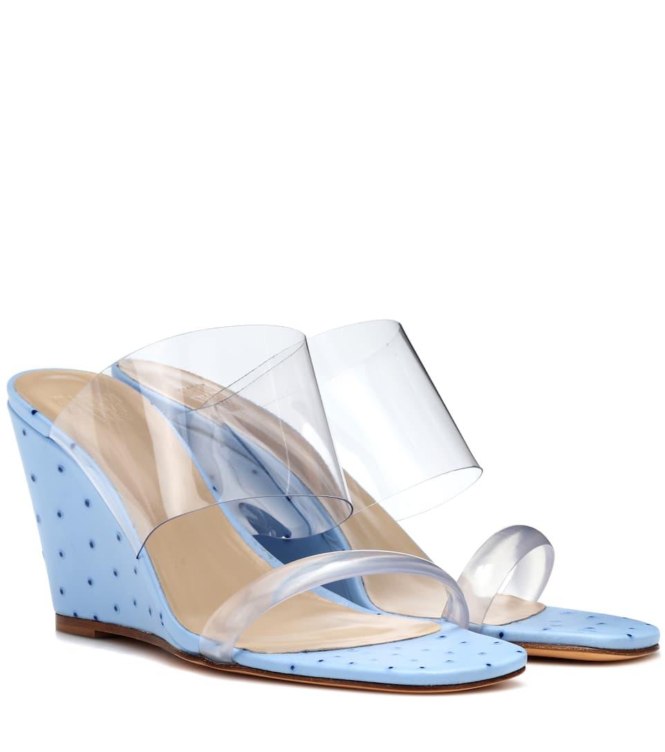 fdd0294904f Olympia Wedge Sandals - Maryam Nassir Zadeh