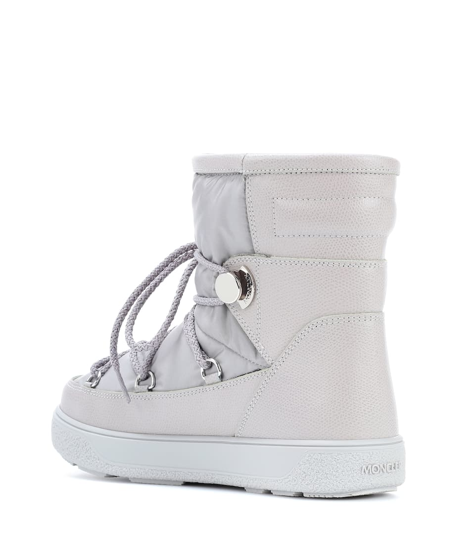 Moncler Ankle Boots New Fanny
