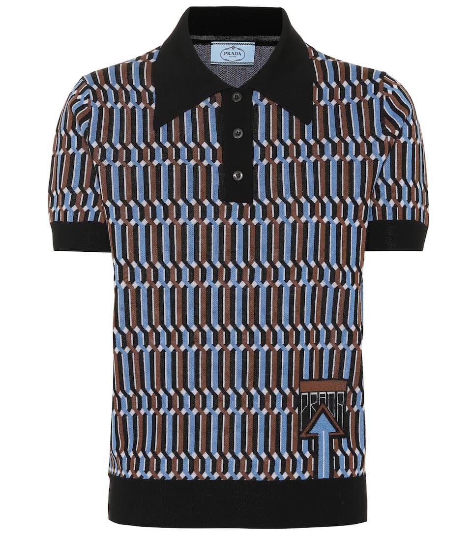 En Laine Artnbsp;p00364736 Mytheresa T shirt ImpriméePrada com N° CodWQrxBe