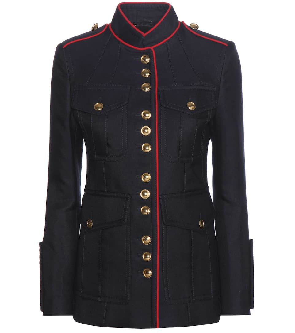 Burberry Cotton and silk jacket