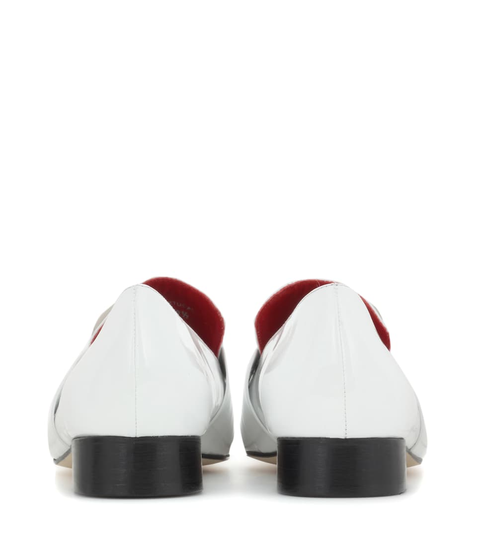Dorateymur Exklusiv bei mytheresa.com – Loafers Harput aus Lackleder