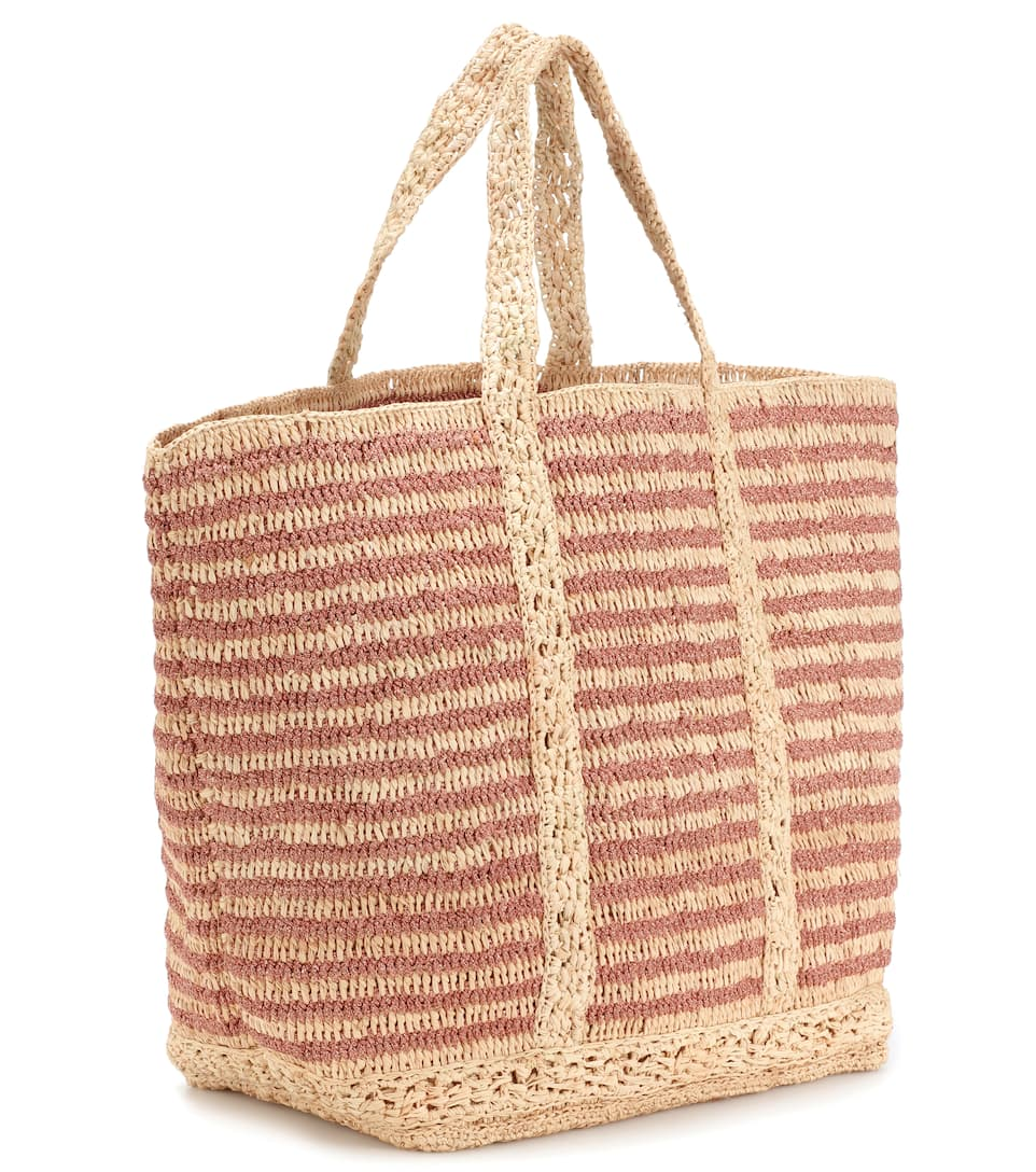 Vanessa Bruno Shopper Cabas Large aus Stroh