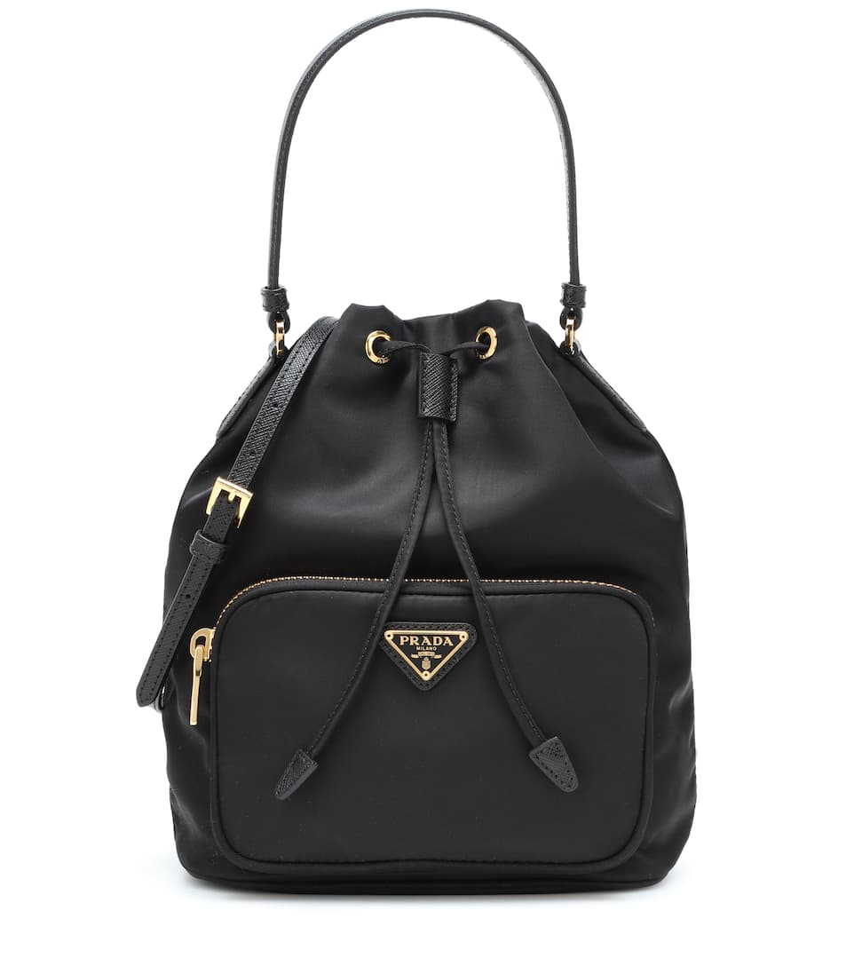 Nylon Bucket Bag Prada Mytheresa Com