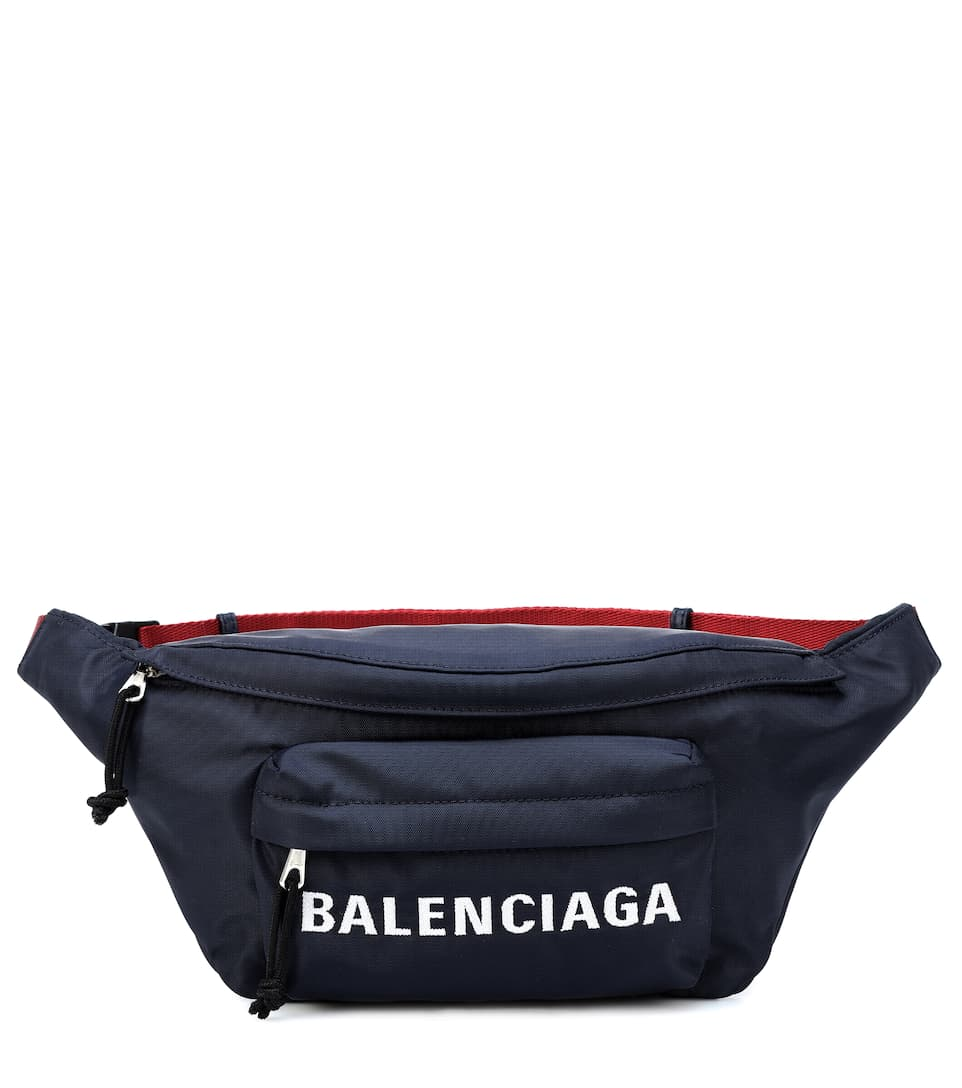 Wheel Belt Bag by Balenciaga