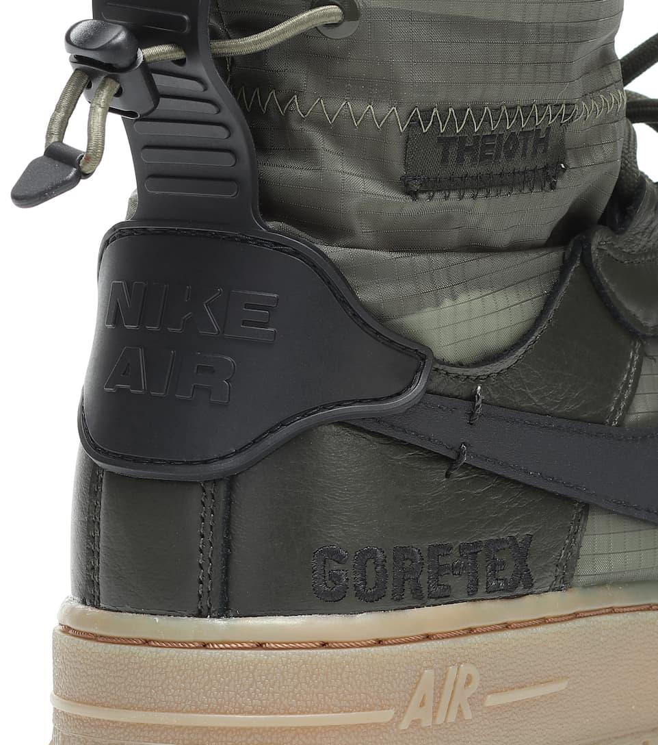 Air Force 1 Winter GORE TEX Boot shews #Air #Boot #Force