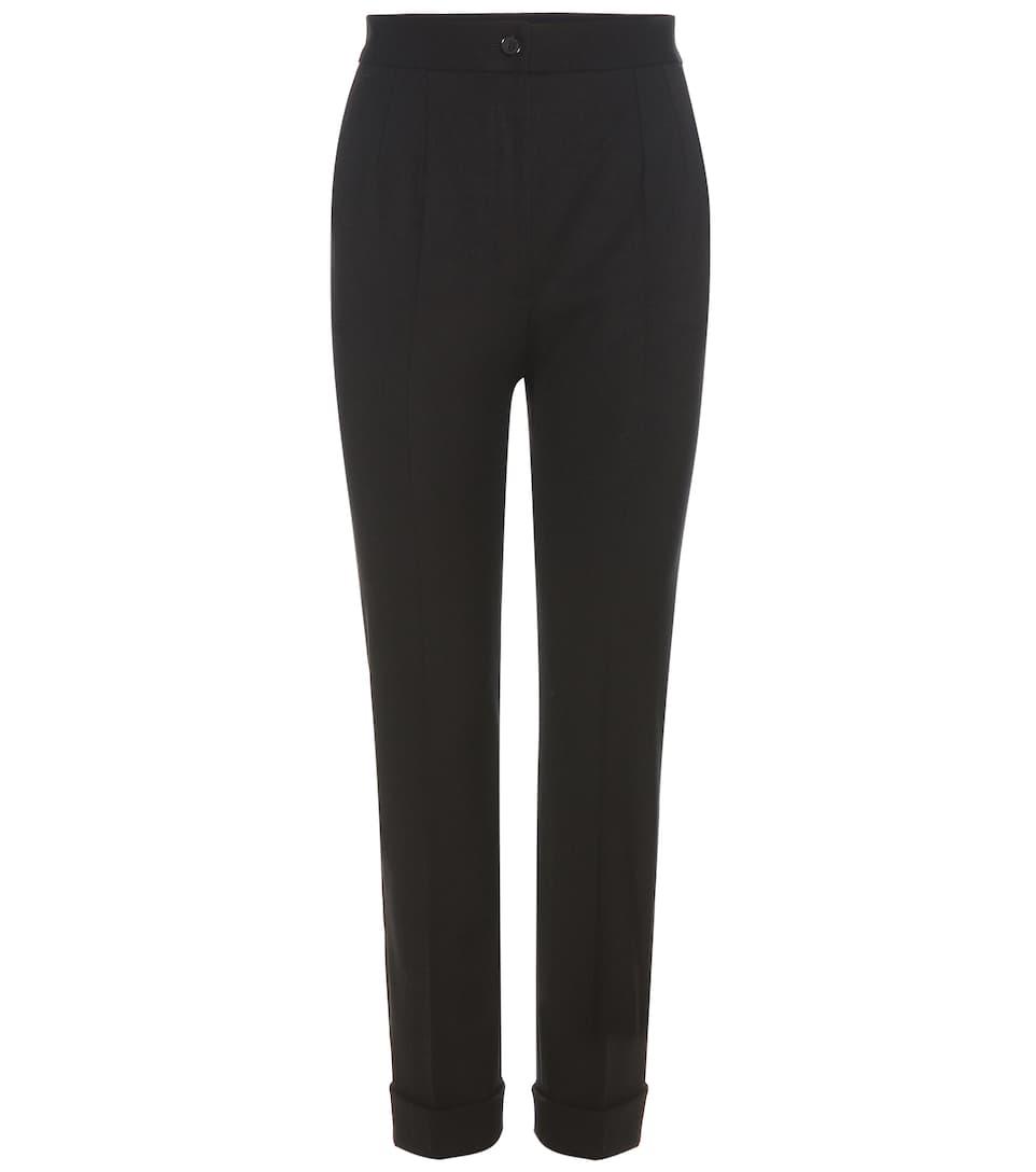 Dolce & Gabbana Virgin wool trousers