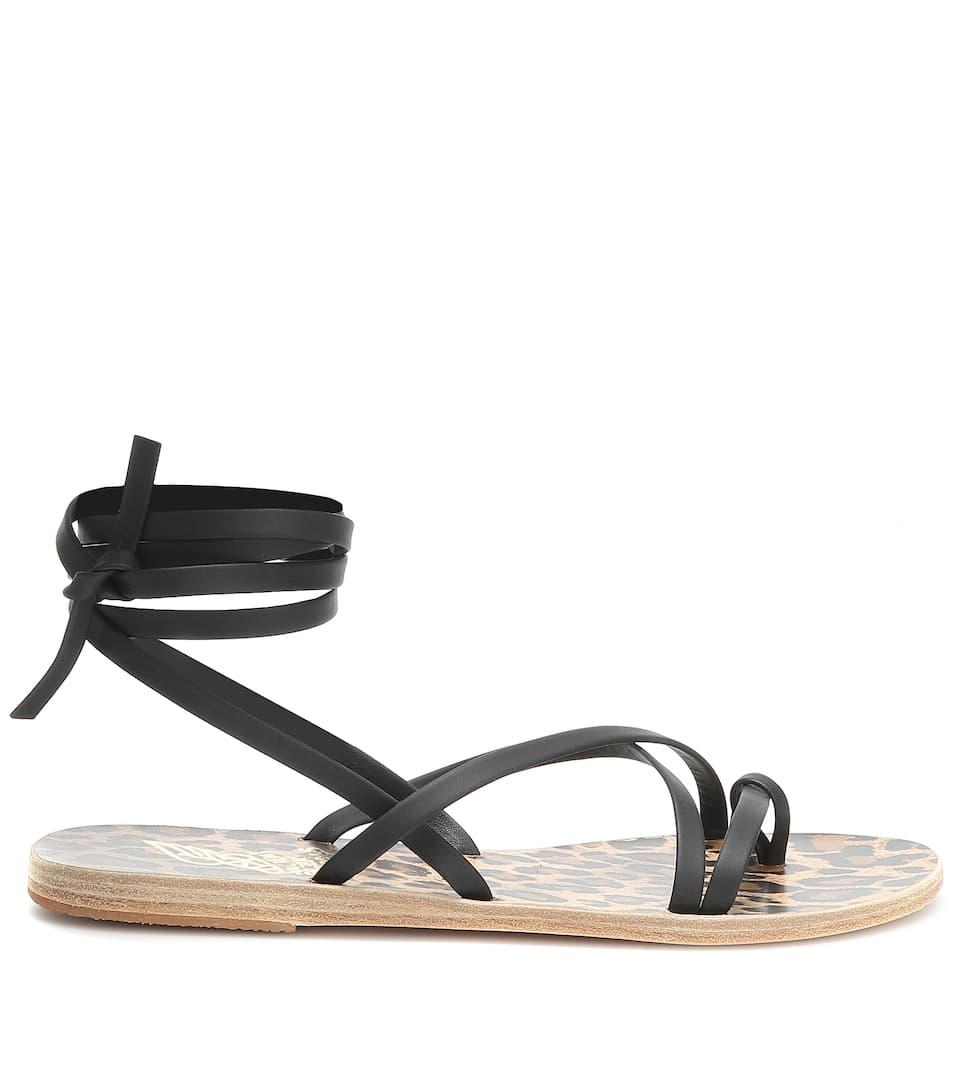 Sandali Pelle Morfi Sandals In Ancient Greek 5R3qAjL4