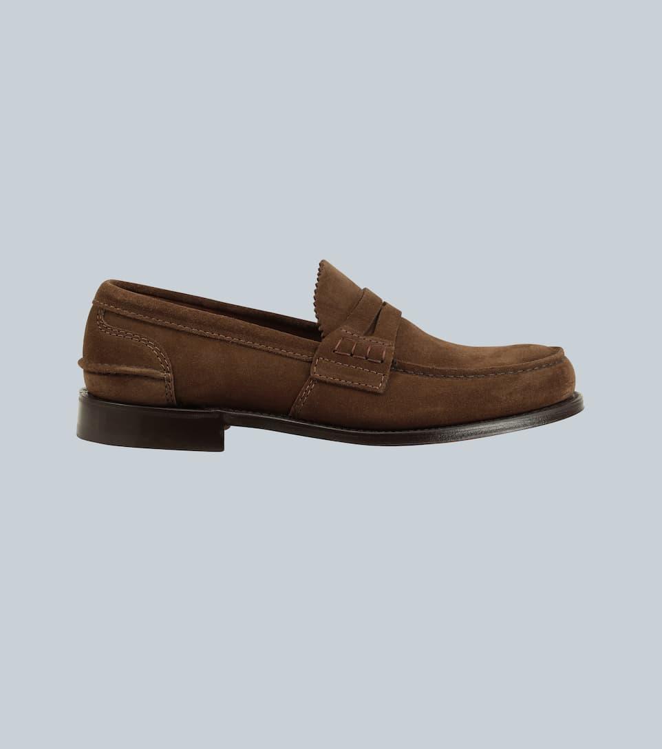 Suede Loafers Moccasins Pembrey