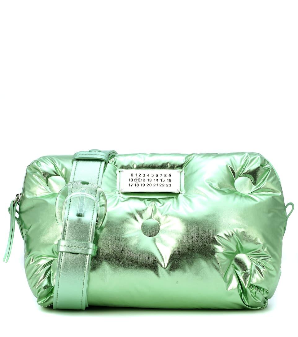 a8450324a06bc حقيبة للكتف من الجلد المبطن Glam Slam - Maison Margiela
