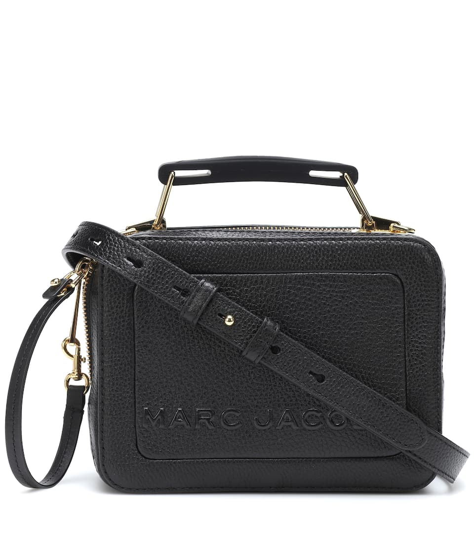 Leather Shoulder Bag Marc Jacobs