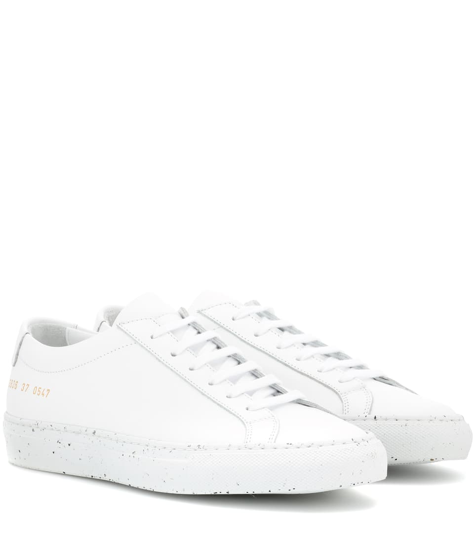 Common Projects Sneakers Achilles Low aus Leder
