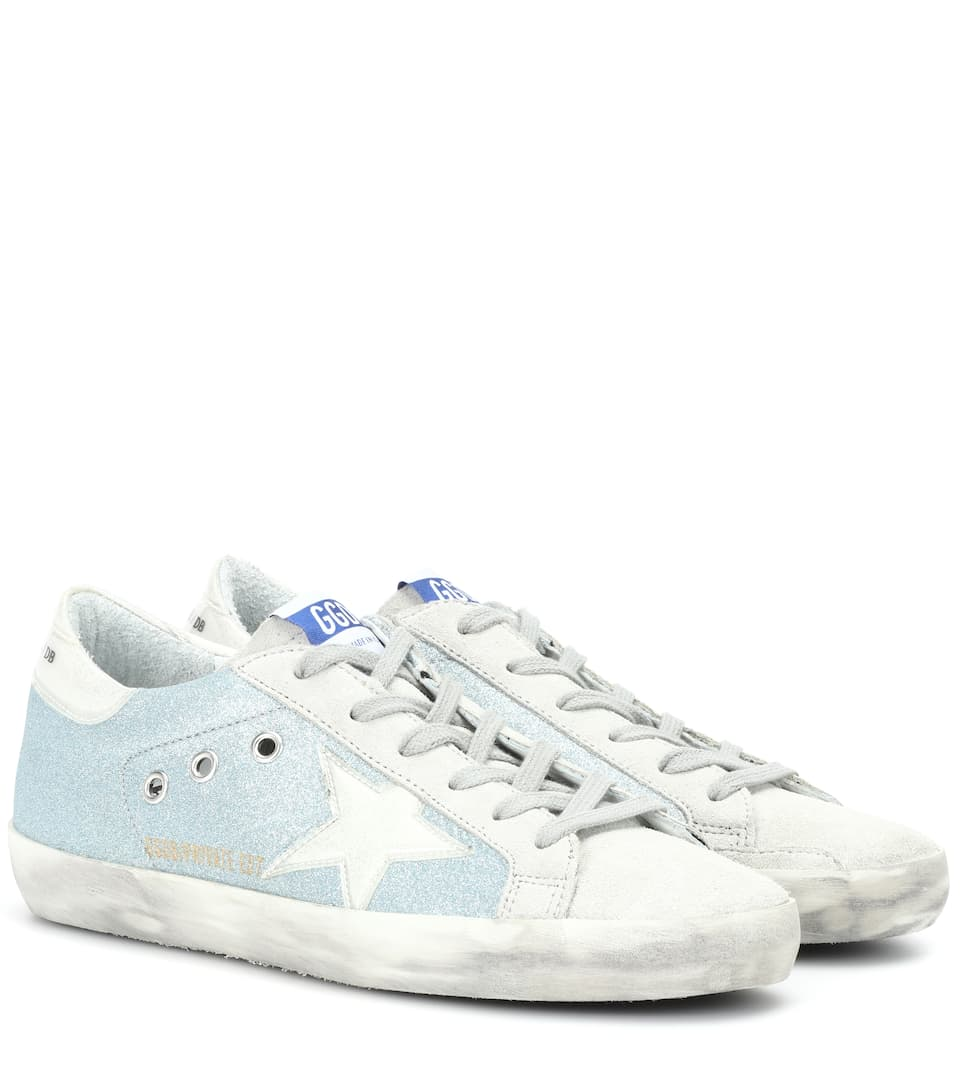 EXCLUSIVE TO MYTHERESA.COM - SUPERSTAR LEATHER SNEAKERS