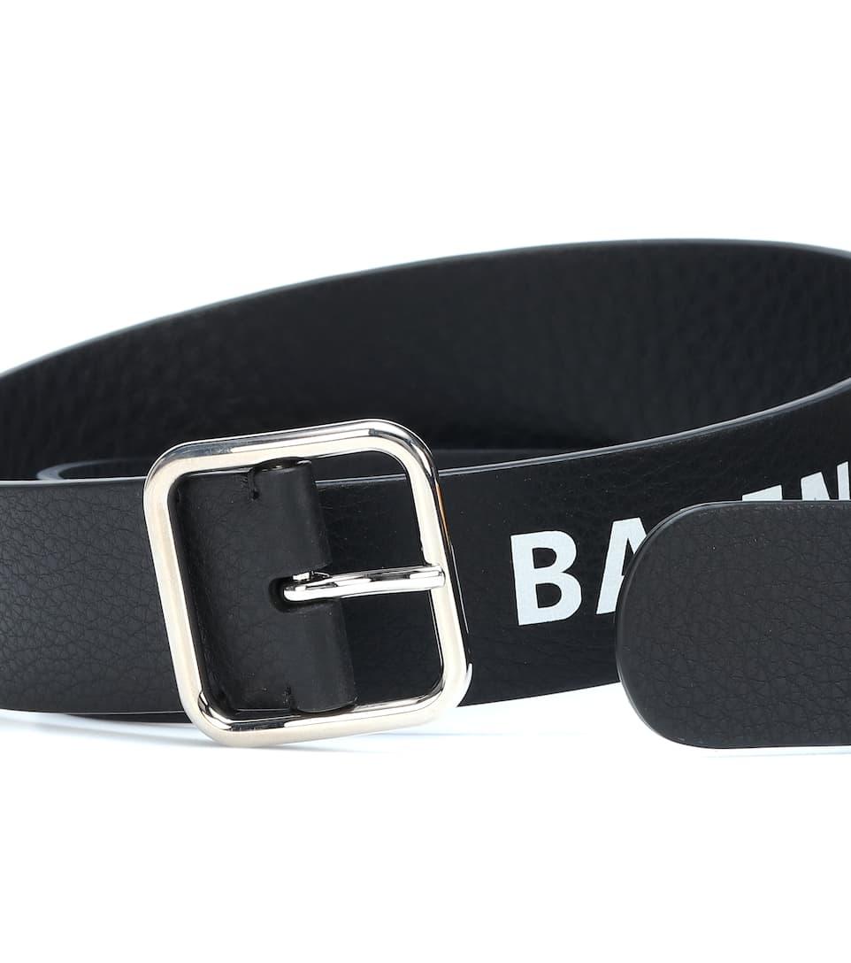 Cintura In Pelle - Balenciaga | Mytheresa 8kyMzH0A