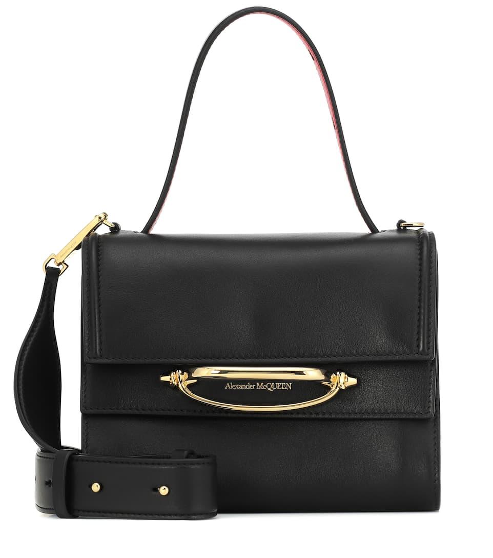 The Story Leather Shoulder Bag