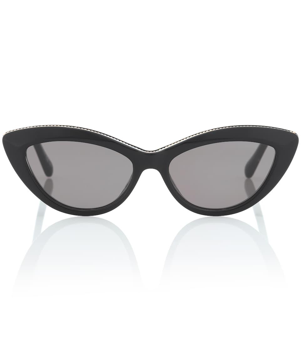2d4051c03b Stella McCartney - Gafas de sol cat-eye con cadenas | Mytheresa