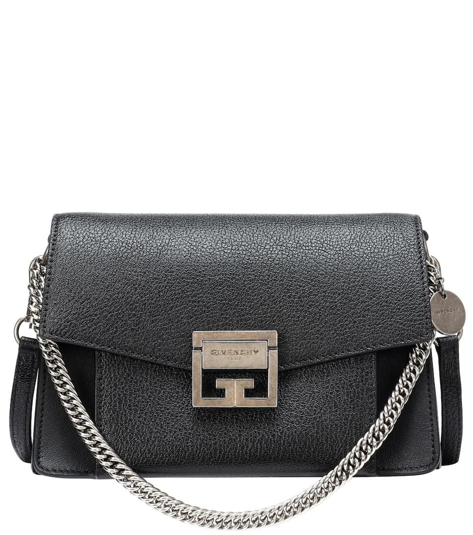 d3b179697248 Small Gv3 Leather Shoulder Bag - Givenchy
