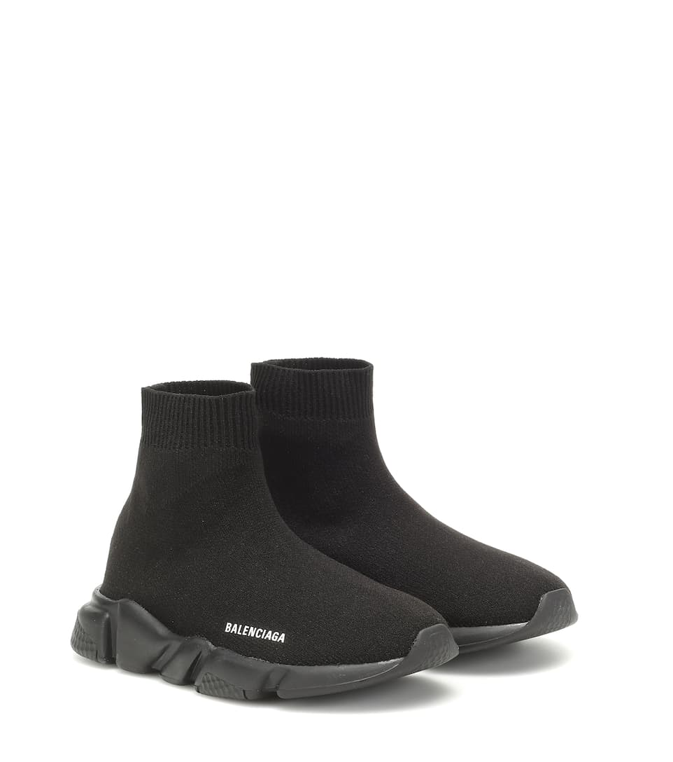 Speed Trainer Sock Sneakers | Balenciaga Kids Mytheresa JAtlM