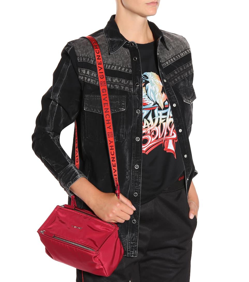 Givenchy - Mini Pandora shoulder bag  dd28387244eae