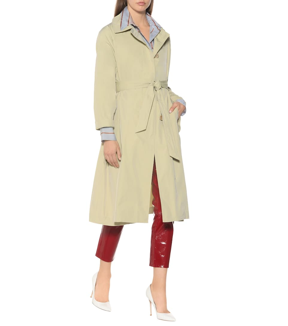 In Newseason Trench Debra Twill Marant Isabel q0Z8PT