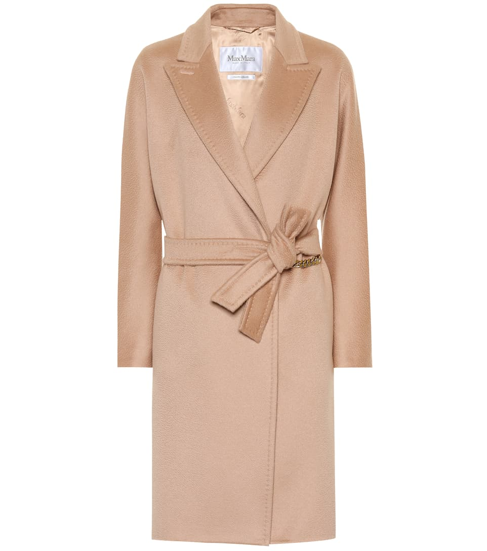 Samanta Cashmere Coat by Max Mara