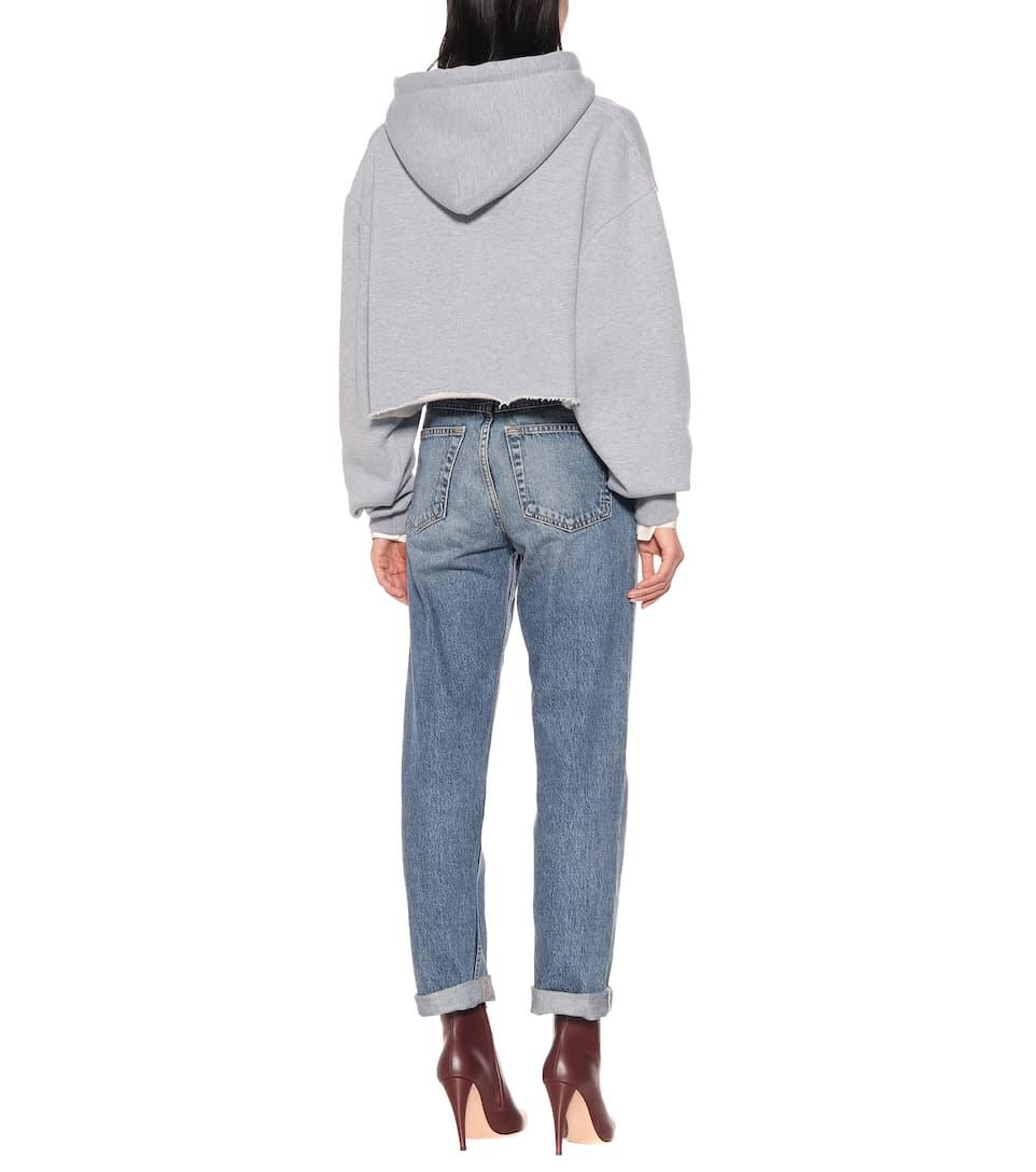 AlanuiSweat shirt N° À En Et Coton Capuche Cachemire Artnbsp;p00398602 j54cA3RLq