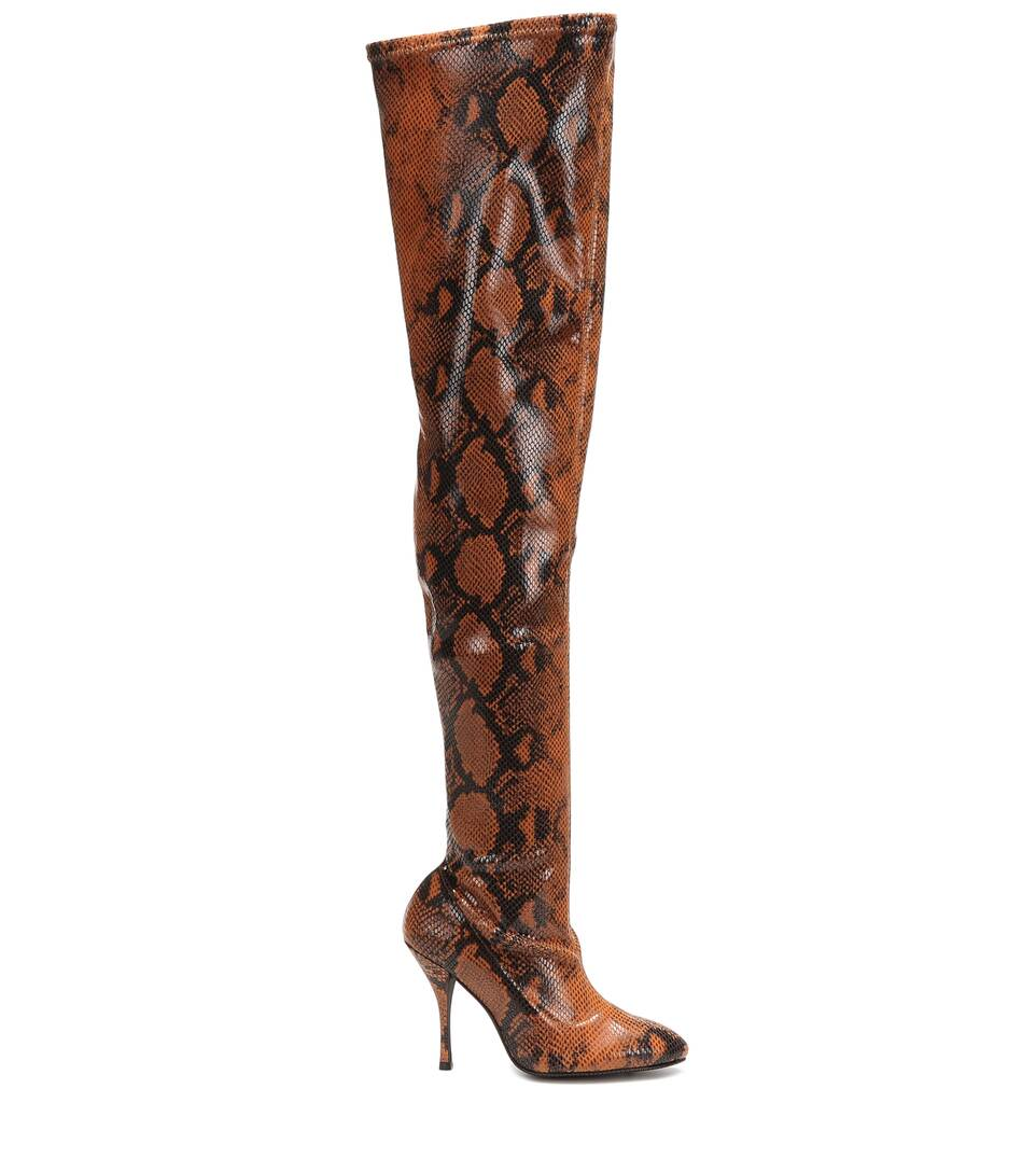 24f1287f48d Shiloh over-the-knee boots