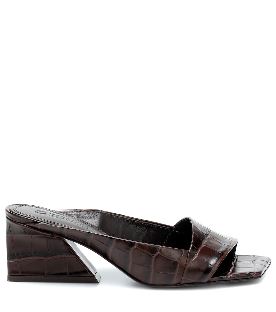Sandali Maisie In Pelle Stampata | Mercedes Castillo 0zm4H2J9