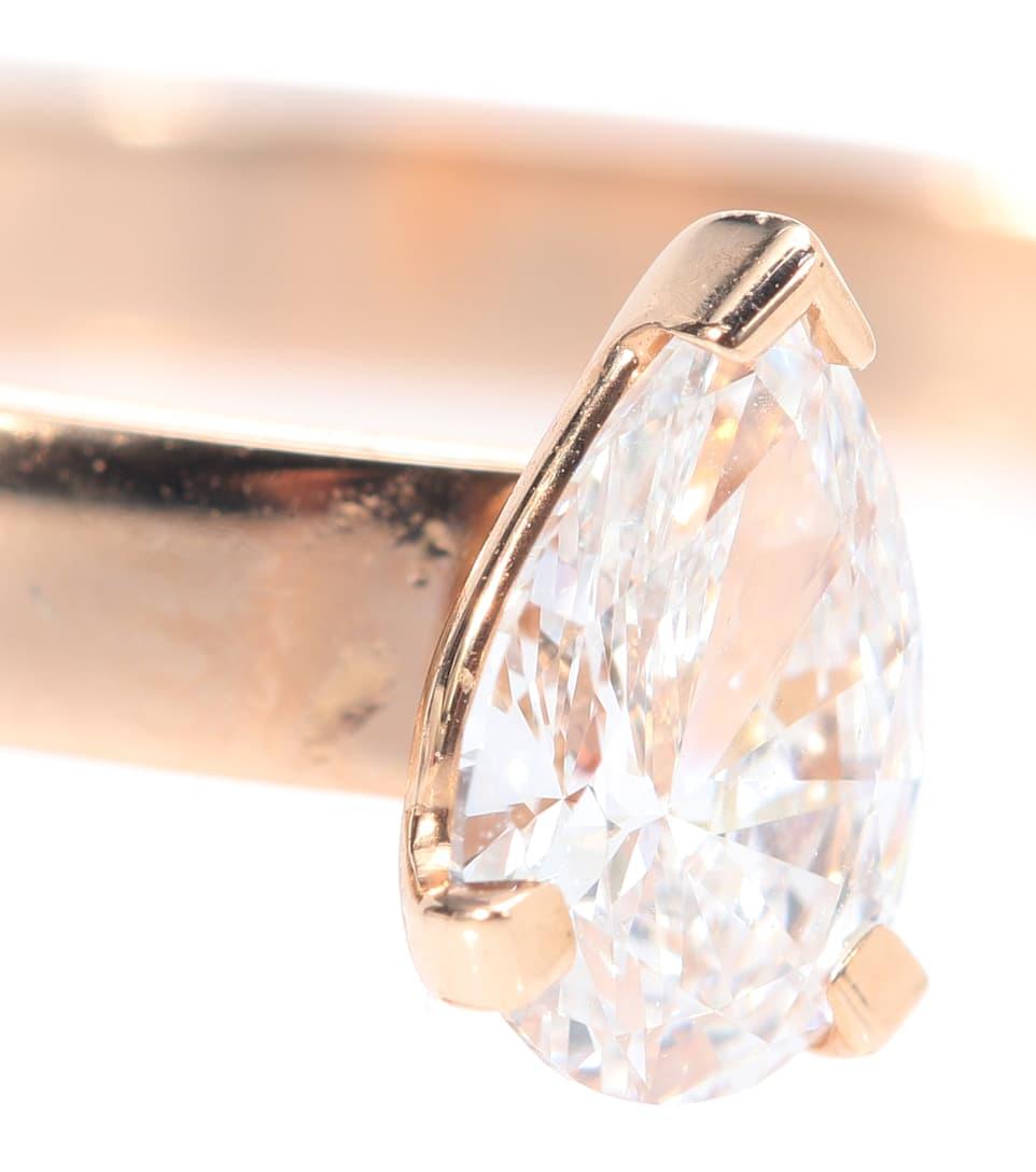 Bague 18 Serti Ct Diamant N° Artnbsp;p00175232 Or Sur Mytheresa En Avec Un com VideRepossi Rose SGqpzUVLM