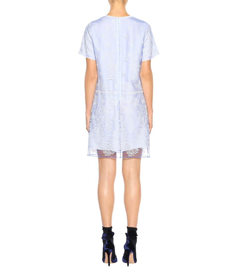 Burberry Kleid aus Tüll