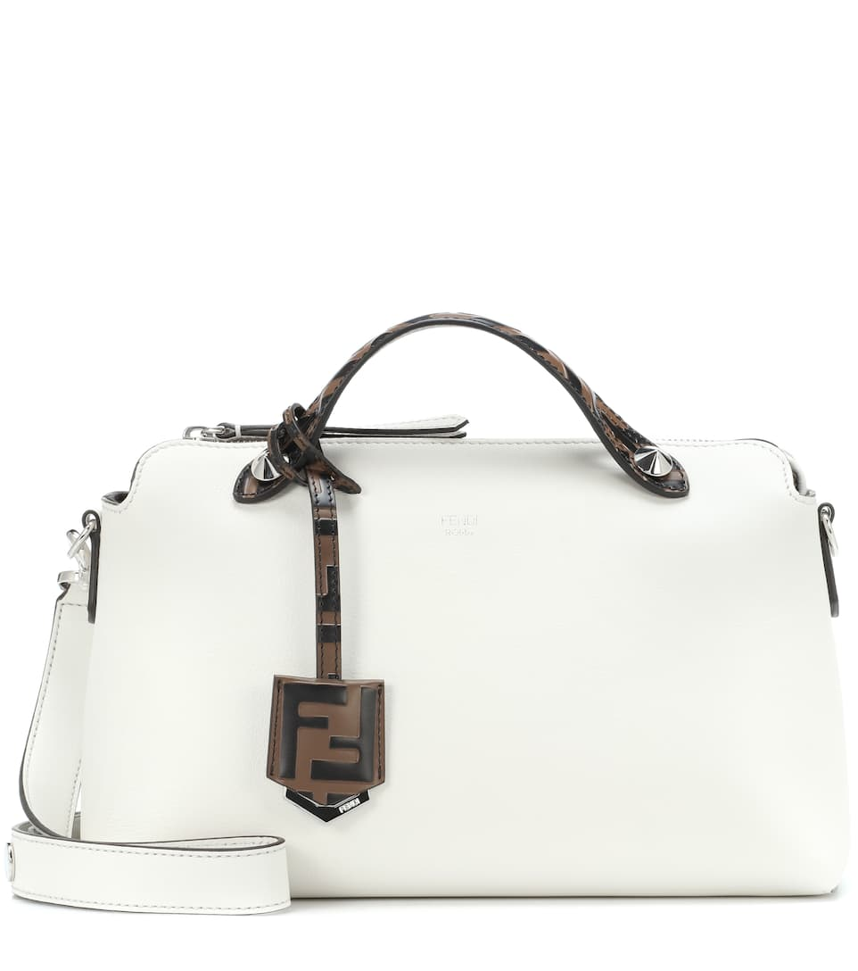By The Way Leather Shoulder Bag by Fendi